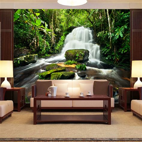 living room mural 3d large mural wallpaper the living room sofa tv wall