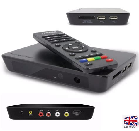 Usb Player For Tv hd multi media player digi tv box auto play from external drive usb sd