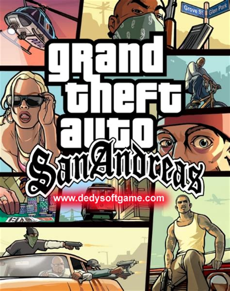 Grand Theft Auto San Andreas Download by Free Download Pc Game Grand Theft Auto Gta San Andreas