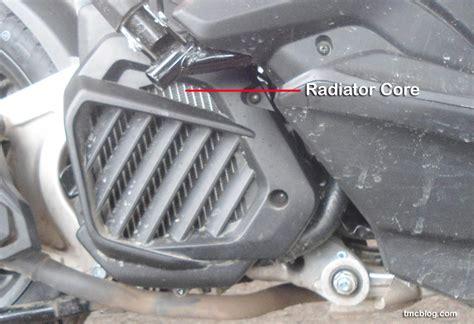 Radiator Vario Techno 125 tmcblog 187 kompresi makin tinggi mesin makin panas gimana solusi yang diberikan vario 125