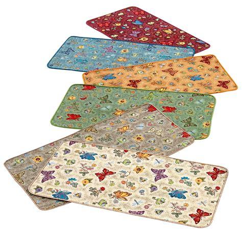 tappeti da cucina antiscivolo tappeto antiscivolo farfalle cose di casa un mondo di