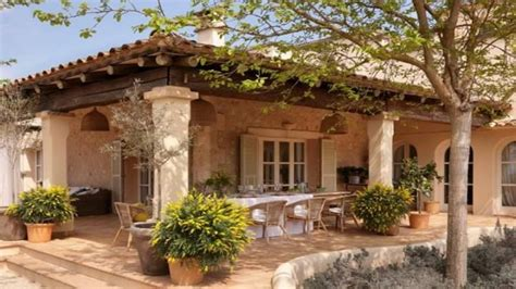 Courtyard Home Designs by Small Spanish Style Homes Spanish Mediterranean Style