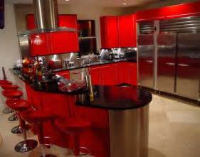 Black And Red Kitchen Ideas by Red Kitchen Decorating Ideas Pinterest Kitchen Xcyyxh Com