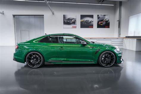 Audi Rs5 Abt by De Abt Audi Rs5 R Is Goed Voor 530 Pk En 690 Nm