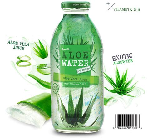Detox Water Drink Aloe by Review Cocowater Aloewater Goji Drinks