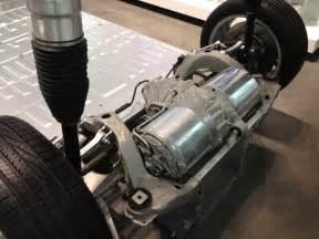 Electric Car Motor Capacity Does Anyone The Mass Weight Of The P85d S Motors I