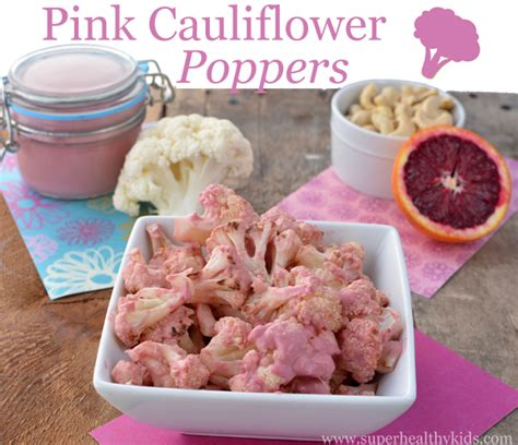 kitchen tea gift ideas for guests pink cauliflower poppers recipe healthy ideas for