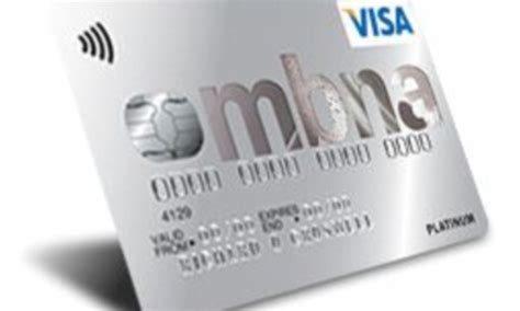 Mba Credit Card Login by Mbna Slashes Balance Transfer Fee On Platinum Credit Card