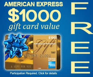 American Express Gift Card Online - get a free american express gift card get a free stuff online free stuff free