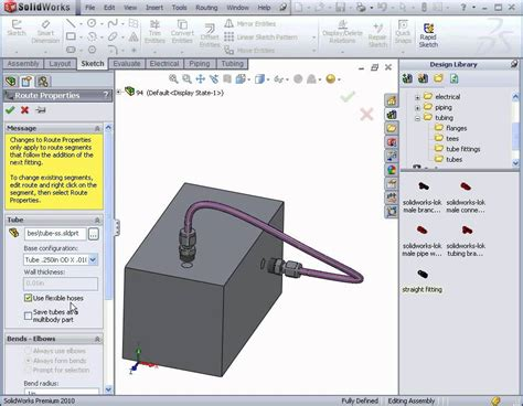 solidworks tutorial download pdf solidworks piping tutorial pdf free download