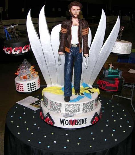 epic  men confections wolverine cake