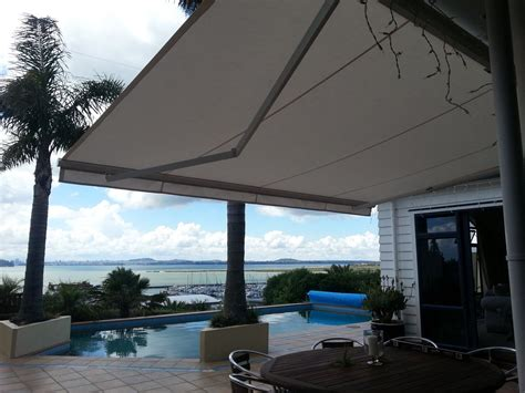 retractable awning covers retractable awnings automated awnings auckland