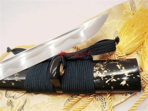 Handmade Katana From Japan - handmade japanese samurai katana sword tang blade