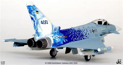 Herpa Luftwaffe Eurofighter Typhoon Taktlwg 31 400th Eurofighter ef 2000 eurofighter typhoon s luftwaffe taktlwg 31 special marks quot 400th eurofighter typhoon