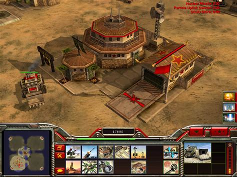 x mod game center boss general command center image nproject mod for c c