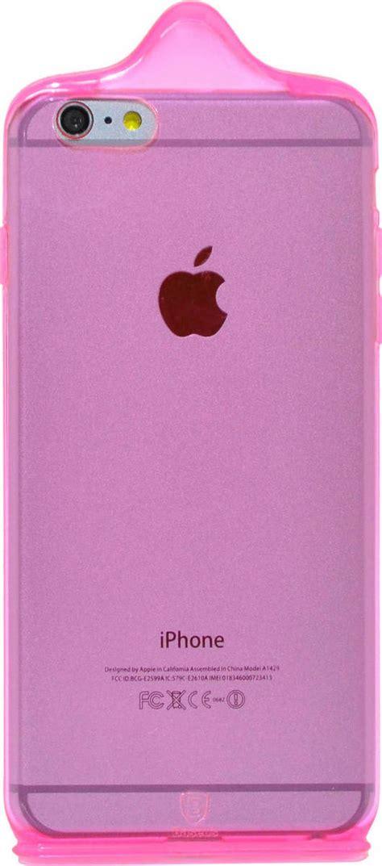 Baseus Icondom For Iphone 6 Plus 6s Plus Blue baseus icondom ρόζ διάφανη iphone 6 6s plus skroutz gr