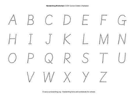 free printable dotted alphabet letters letters 187 alphabet dotted letters free math worksheets