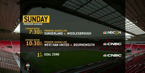 epl nbc epl commentator assignments on nbc gameweek 2 footy chatter