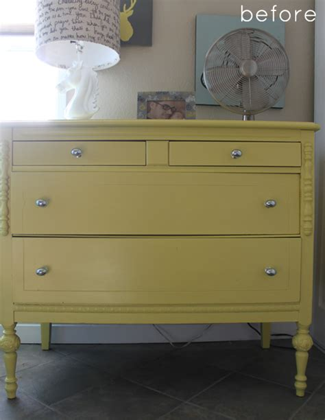 colorful dressers easy makeover for your dresser pertaining to colored