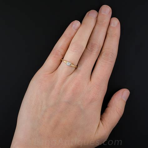 10 carat engagement ring by kasper and esh