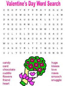 s day word search