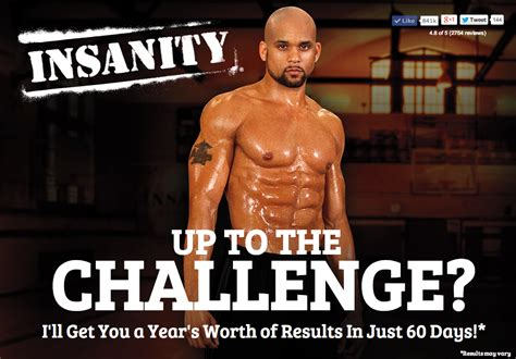 Beachbody Insanity By Sahun T shaun t insanity workout dvd review and results craig tuttle fitness