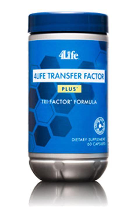 Transfer Factor Tri 4life 4life transfer factor plus