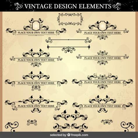 Was Ist Vintage by Vintage Zu Packen Der Kostenlosen Vektor