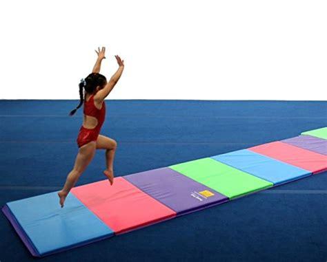 How Much Is A Mat tumbl trak folding gymnastics mat 4ft x 8ft daily deal feeds