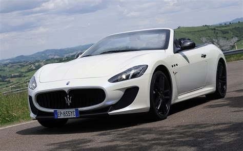 maserati grancabrio 2014 maserati grancabrio mc review specification