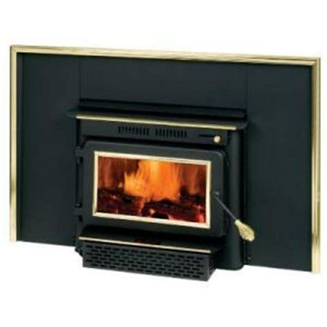 englander black wood burning stove fireplace insert at