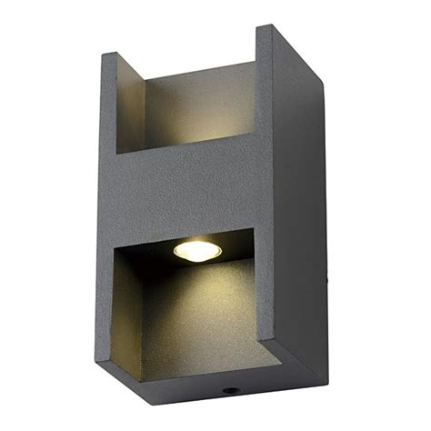 Ce Ul Saa Outdoor Led Wall Pack Light Fixtures Two Heads Wall Pack Lighting Fixtures Exterior
