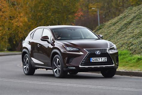 lexus nx   facelift review auto express