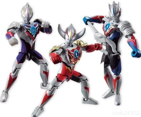 Ultra Ultraman Orb Set Of 3 bandai sg ultraman orb figure set of 3 ebay
