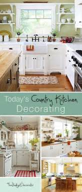 country kitchens decorating idea 25 best ideas about country kitchens on