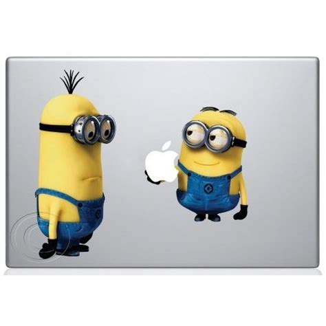 Minions 1 Notebook Decal 17 best images about despicable me on bee do
