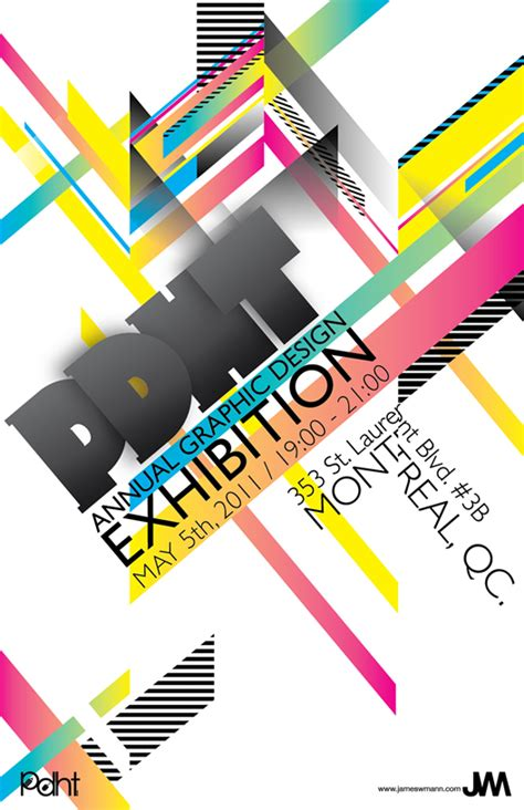 design poster exhibition 301 moved permanently