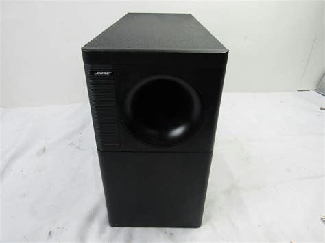 bose acoustimass  series ii subwoofer passive home