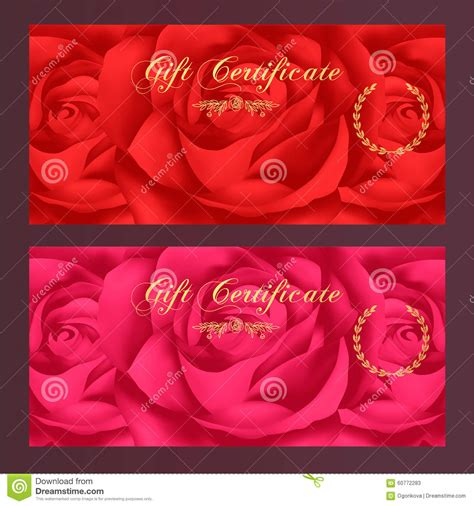 design a gift certificate template free gift certificate voucher coupon reward gift card
