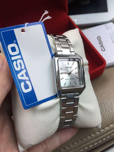 Casio Standard La 670wa 7 นาฬ กาข อม อ casio standard analog ladie ร น ltp v007d 7e