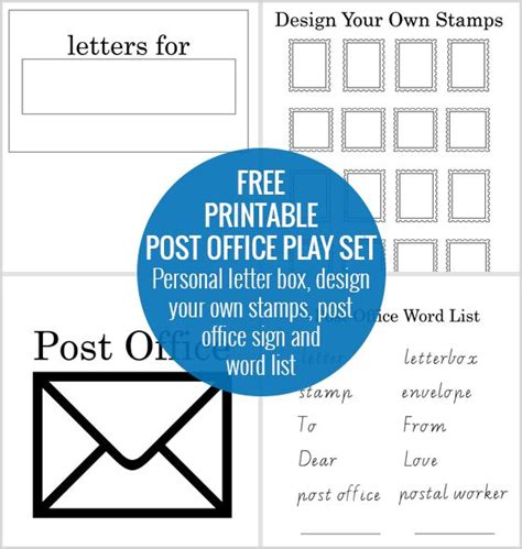 Post Office Insurance On Letters 1000 Images About Post Office Dramatic Play On Plays Community Helpers And Post Office