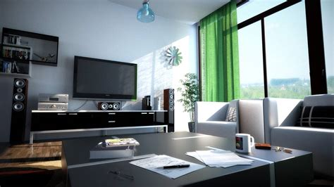 Modern Living Room Curtains 2014 Excellent Green Curtains Modern Living Room Idea Interiordecodir
