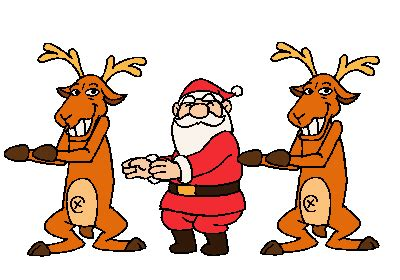 reindeer animated images gifs pictures animations