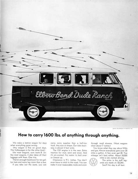 volkswagen ads thesamba com vw archives 1962 bus ads brochure