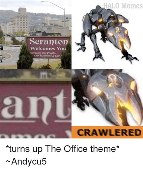 Halo Reach Memes - halo memes scranton welcomes you mbracing our people our