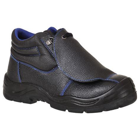 Piede Safety portwest fw22 steelite metatarsal boot s3 hro m bk