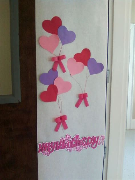 valentines day ideas school simple s day classroom door school stuff