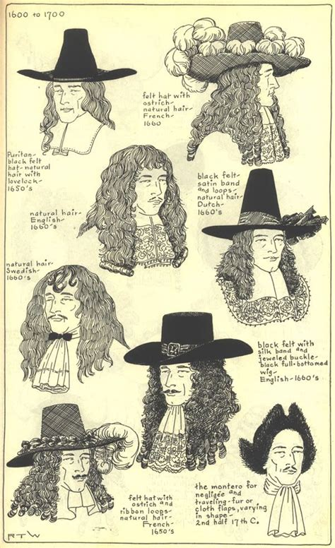 men hairstyles of the 17th century 17 best ideas about 17th century fashion on pinterest