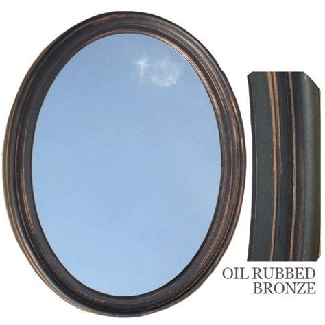 oval bathroom wall mirrors 1000 ideas about oval mirror on pinterest mirrors