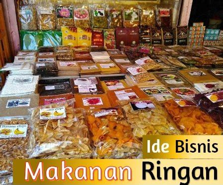 ide bisnis makanan ringan khas indonesia unik  ala cafe